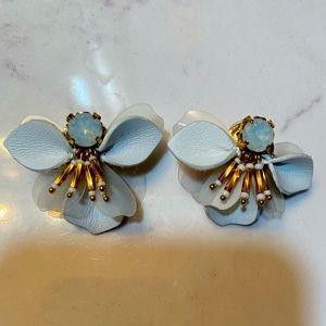 Kate spade angel earrings